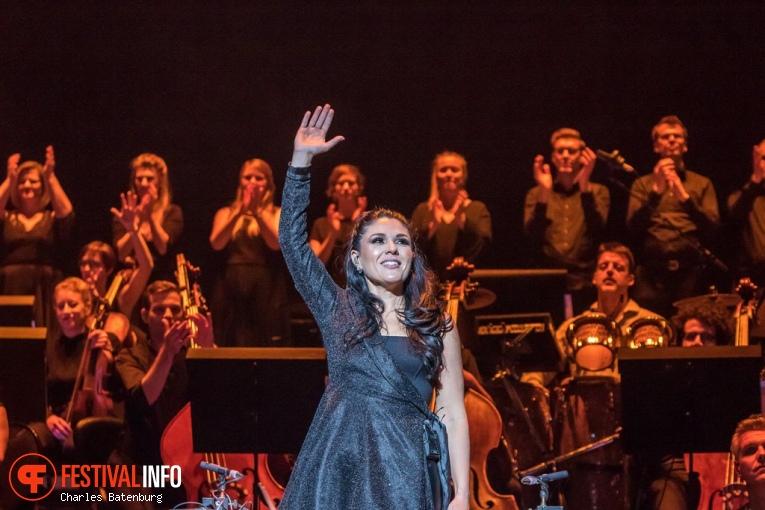 Alexandra Arrieche op Night of The Proms Rotterdam 2018 foto