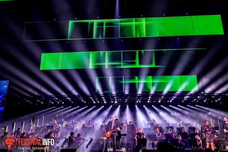 John Miles op Night of The Proms Rotterdam 2018 foto