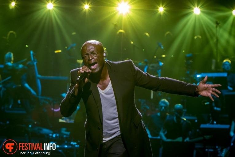Seal op Night of The Proms Rotterdam 2018 foto