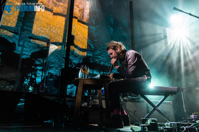 Foto Ben Howard op Ben Howard - 18/11 - TivoliVredenburg