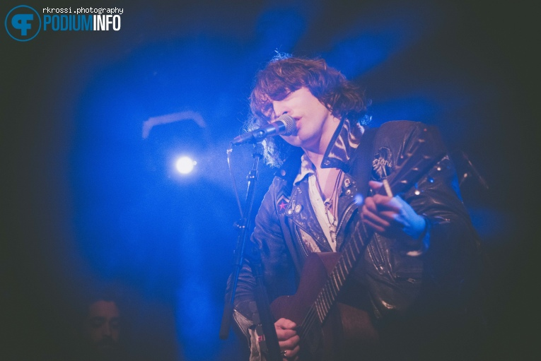 Barns Courtney op Barns Courtney - 19/11 - Paradiso foto