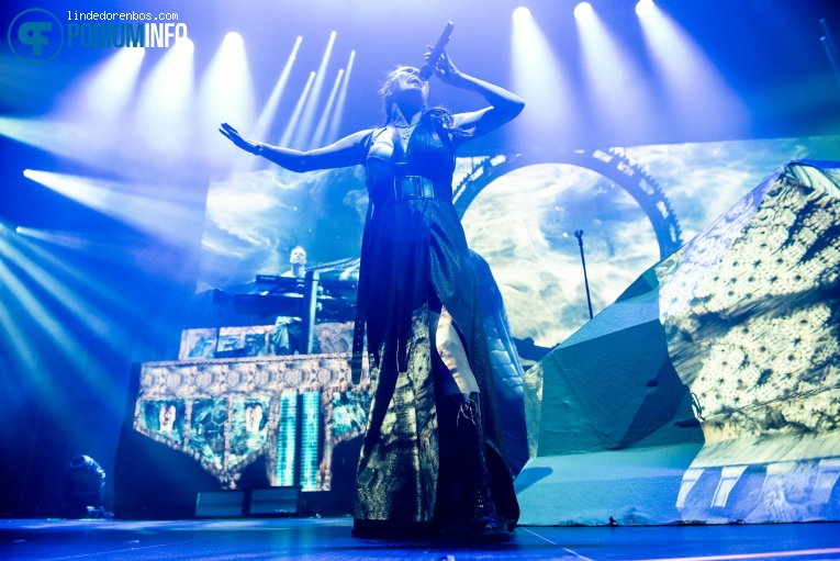 Foto Within Temptation op Within Temptation - 23/11 - AFAS Live