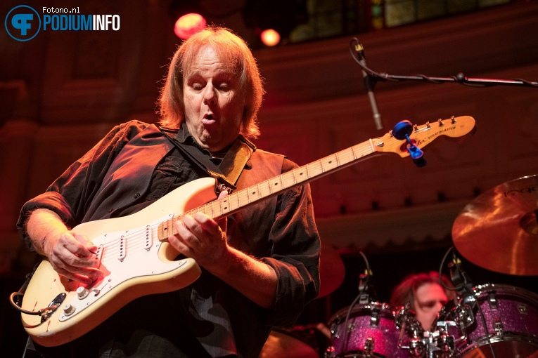 Walter Trout op Walter Trout - 23/11 - Paradiso foto