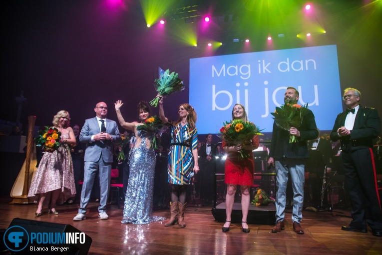 Foto Claudia de Breij op Benefietconcert 'Mag Ik Dan Bij Jou' - 26/11 - TivoliVredenburg