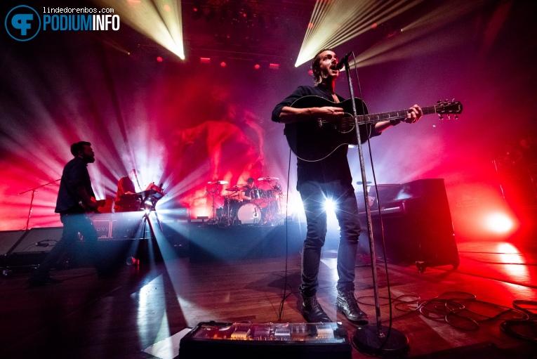 Editors op Editors - 03/12 - TivoliVredenburg foto