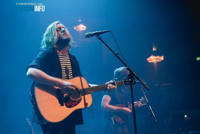 Andy Burrows op Editors - 03/12 - TivoliVredenburg foto