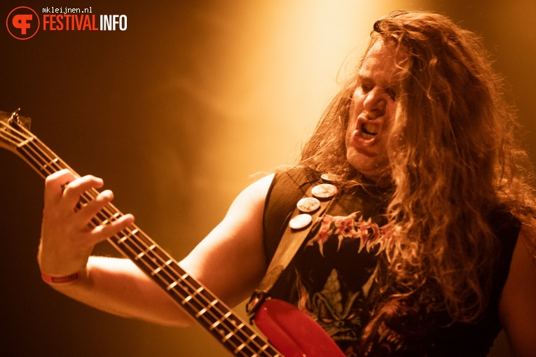 Foto Gama Bomb op Eindhoven Metal Meeting 2018