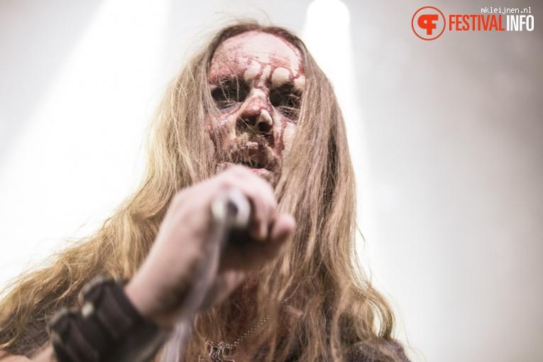 Foto Moonsorrow op Eindhoven Metal Meeting 2018