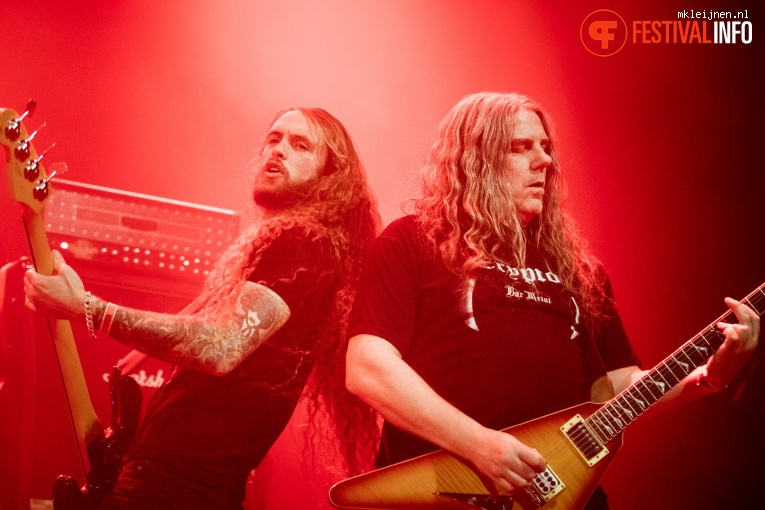 Foto Benediction op Eindhoven Metal Meeting 2018