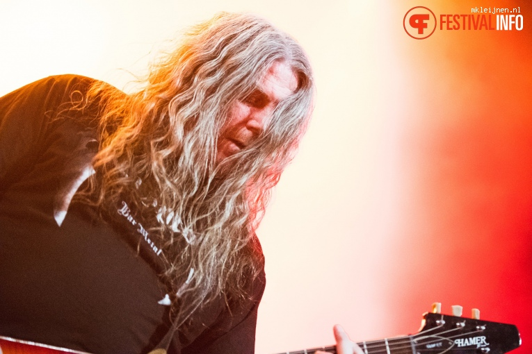 Benediction op Eindhoven Metal Meeting 2018 foto