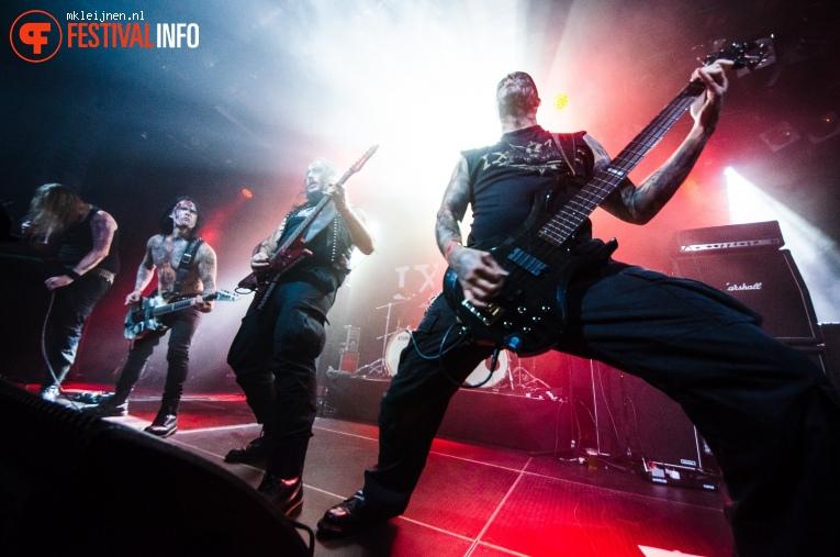 IXXI op Eindhoven Metal Meeting 2018 foto