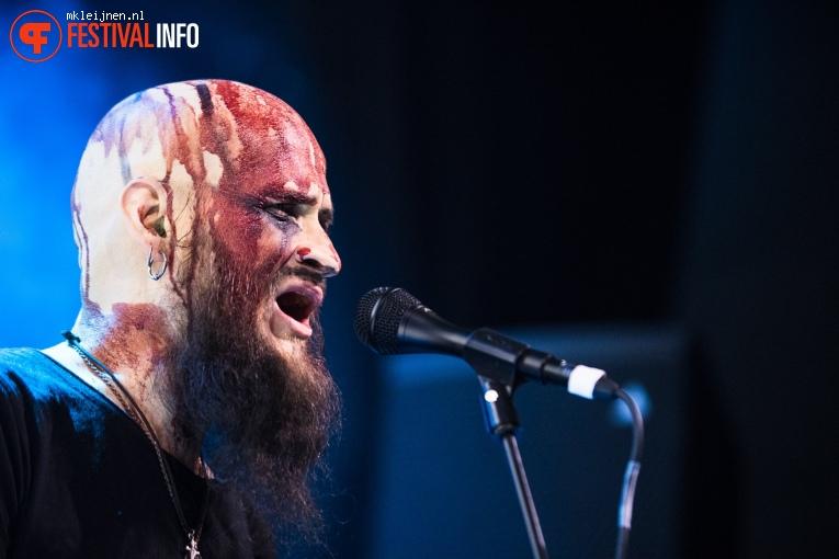 Moonsorrow op Eindhoven Metal Meeting 2018 foto