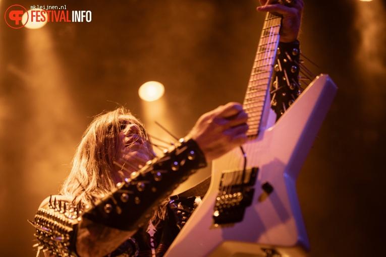 Foto Necrophobic op Eindhoven Metal Meeting 2018