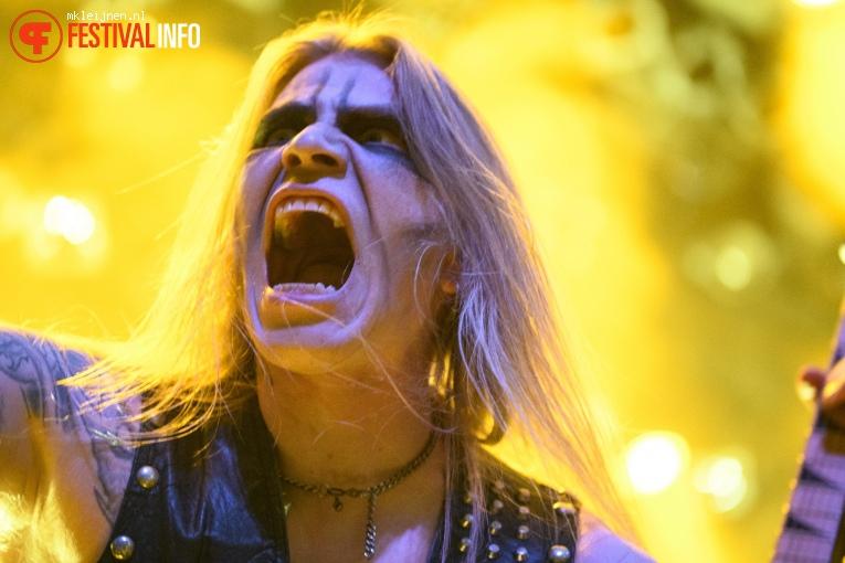 Necrophobic op Eindhoven Metal Meeting 2018 foto