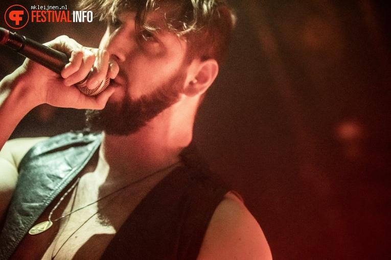 Foto Ketzer op Eindhoven Metal Meeting 2018