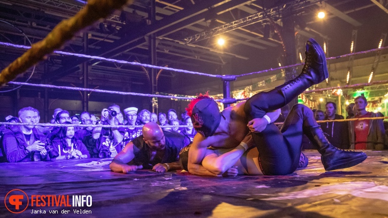 Foto The Rock 'n Roll Wrestling Bash op Helldorado 2018