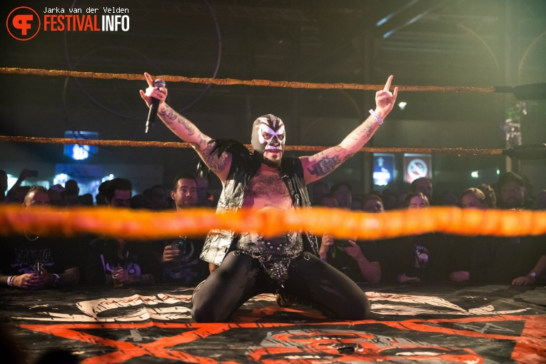 The Rock 'n Roll Wrestling Bash op Helldorado 2018 foto