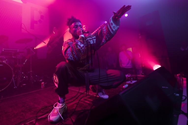 Jay-Way op Popronde Eindfeest 2018 - 24/11 - Melkweg foto