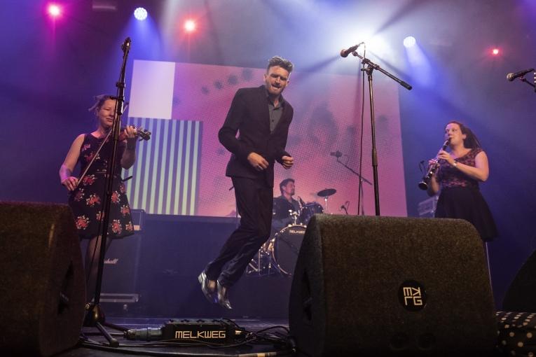 HoppaH! op Popronde Eindfeest 2018 - 24/11 - Melkweg foto
