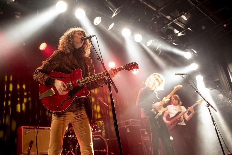 The Tambles op Popronde Eindfeest 2018 - 24/11 - Melkweg foto