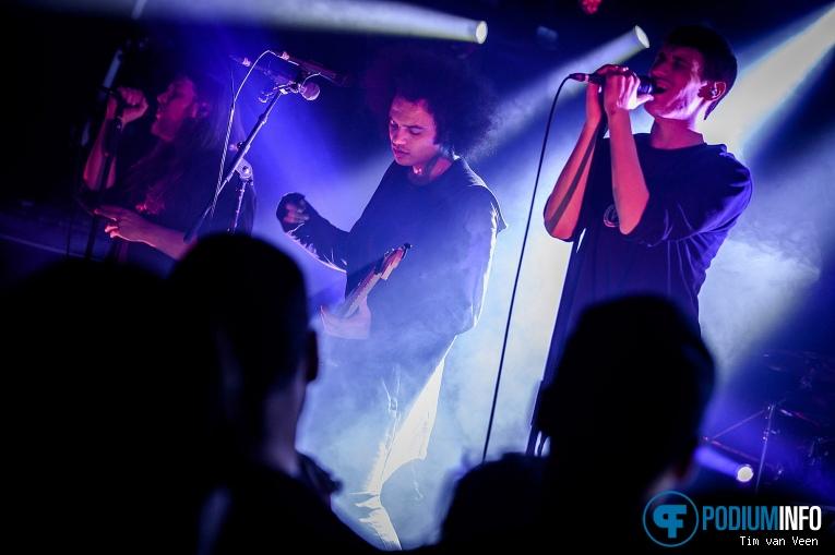 Zeal & Ardor op Zeal & Ardor - 26/11 - Melkweg foto