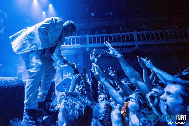 Shame op Shame - 07/12 - Paradiso foto