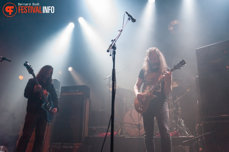 Motorpsycho op Upon The My-O-My 2018 foto