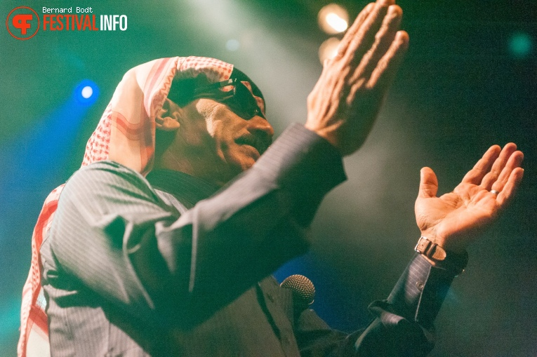 Omar Souleyman op Upon The My-O-My 2018 foto
