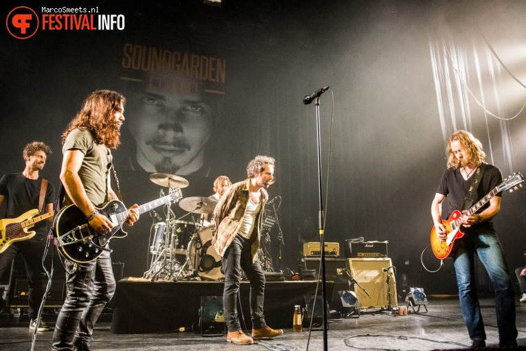Soundgarden Lives! op Come as you are 2018 foto