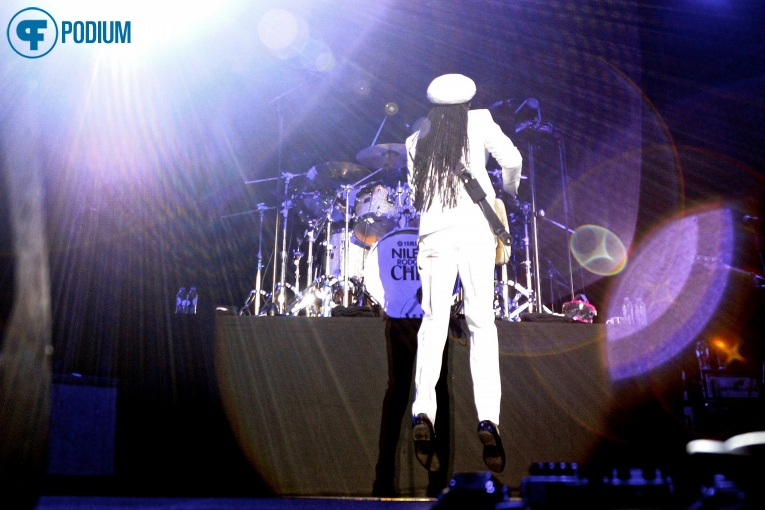 Nile Rodgers & Chic op Nile Rodgers & Chic - 10/12 - AFAS Live foto