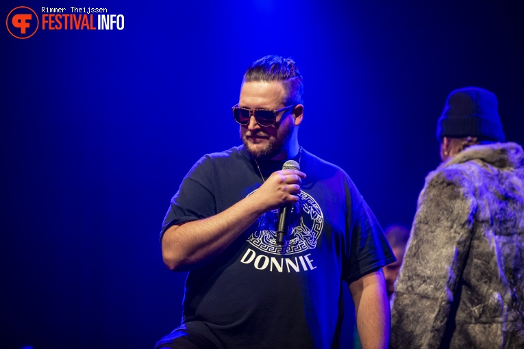 Donnie (NL) op 3voor12 Song van het Jaar 2018 foto