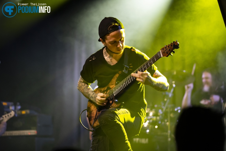 Foto All That Remains op All That Remains - 19/12 - Melkweg