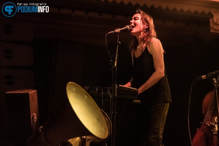 Spinvis op Spinvis - 19/12 -Paradiso foto