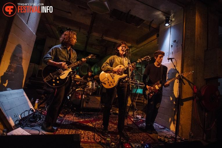 Foto La Loye op Festival Stille Nacht 2018 Rotterdam
