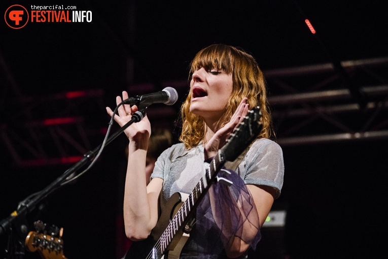 Halo Maud op Festival Stille Nacht 2018 Rotterdam foto