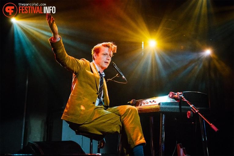 Bent van Looy op Festival Stille Nacht 2018 Rotterdam foto