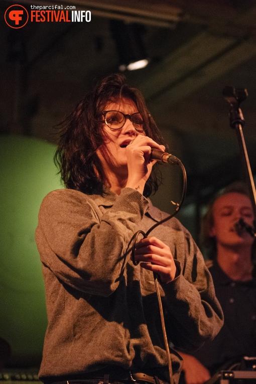 La Loye op Festival Stille Nacht 2018 Rotterdam foto
