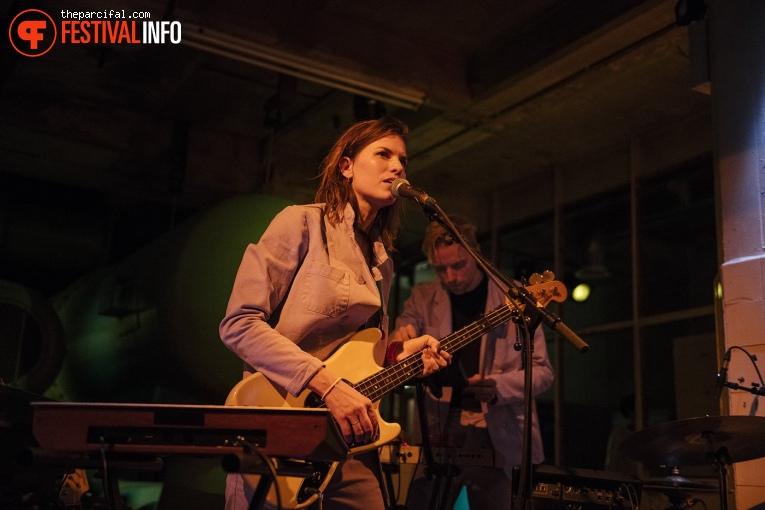 Sofie Winterson op Festival Stille Nacht 2018 Rotterdam foto