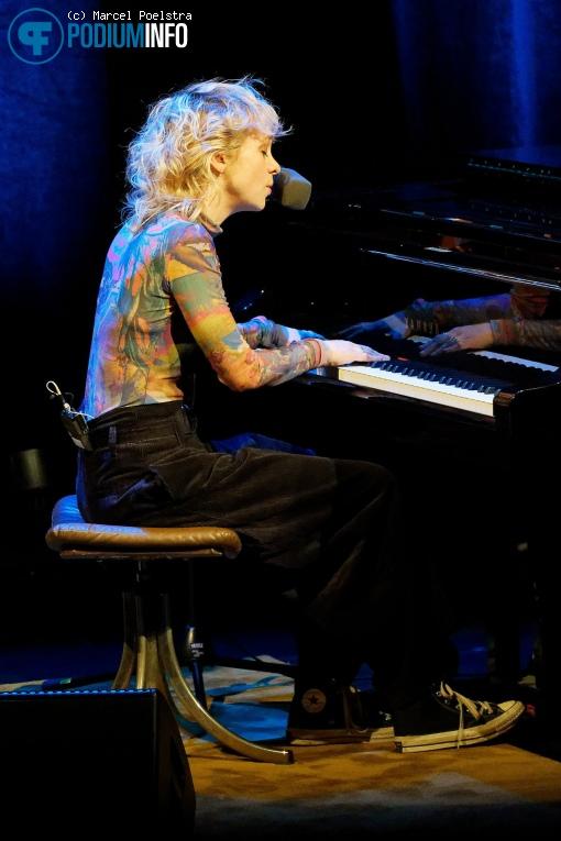 Jacqueline Govaert op Jacqueline Govaert 29/12 Tivoli Vredenburg foto