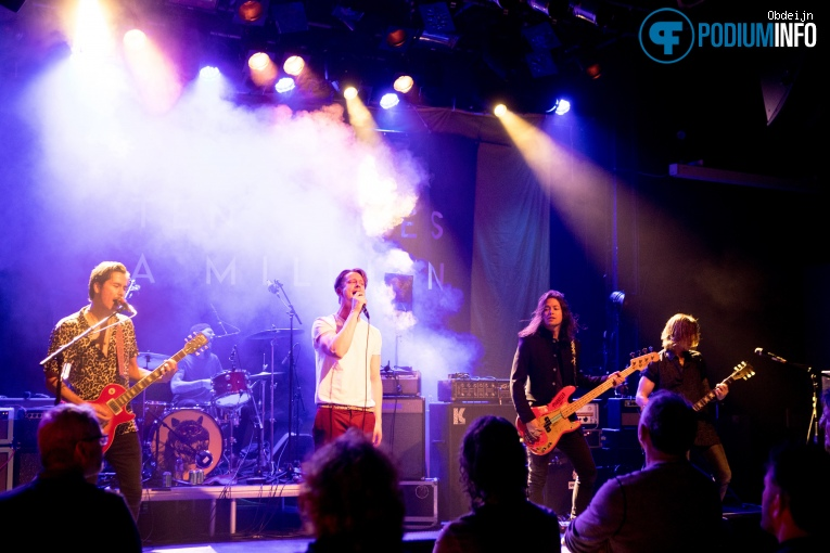 Ten Times A Million op The Sore Losers - 02/02 - Gigant foto
