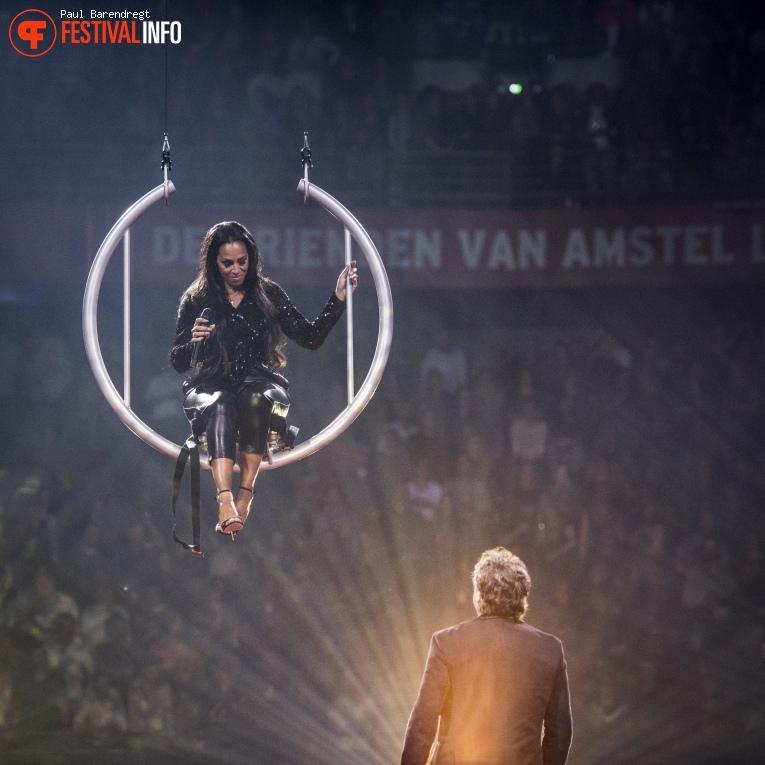 Foto Glennis Grace op De Vrienden van Amstel Live 2019