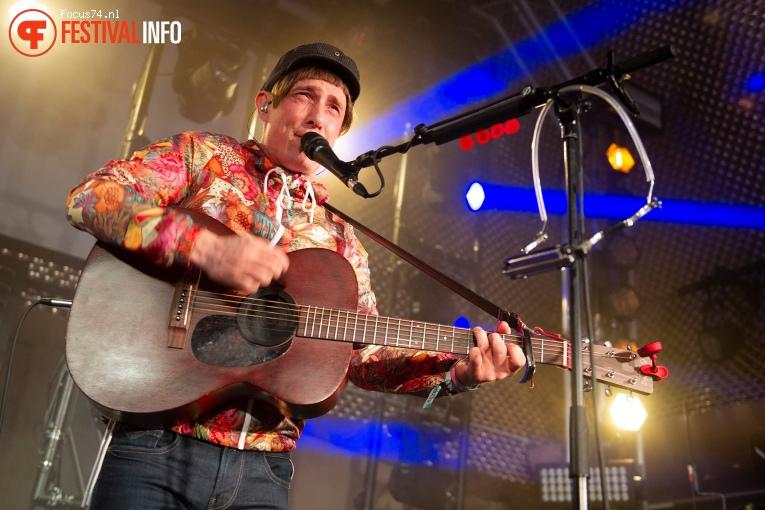 Gerry Cinnamon op Eurosonic Noorderslag 2019 - donderdag foto