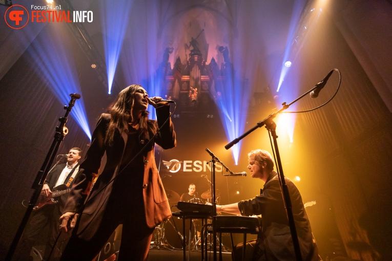 HAERTS op Eurosonic Noorderslag 2019 - donderdag foto