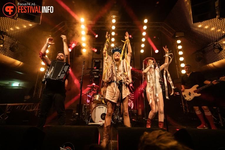 Foto MAiKA op Eurosonic Noorderslag 2019 - donderdag