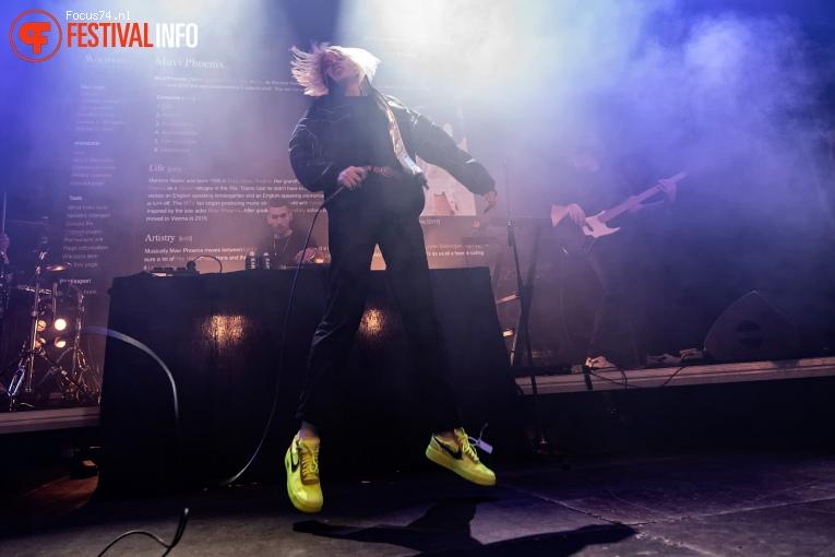 Foto Mavi Phoenix op Eurosonic Noorderslag 2019 - donderdag
