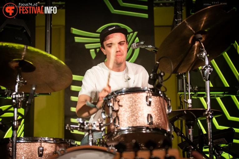 Boy Azooga op Eurosonic Noorderslag 2019 - donderdag foto