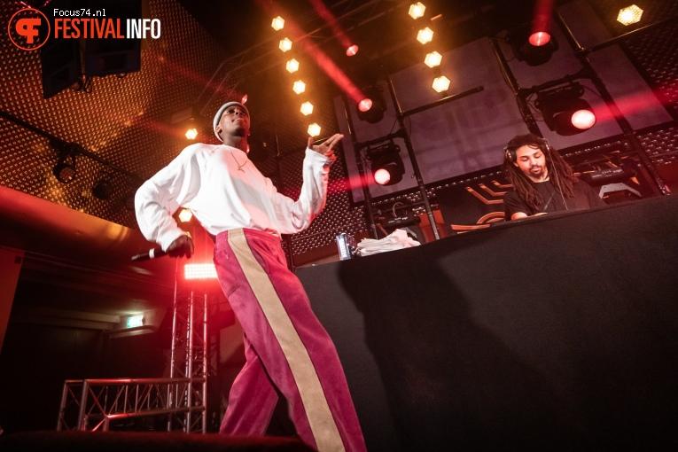 Octavian op Eurosonic Noorderslag 2019 - Vrijdag foto