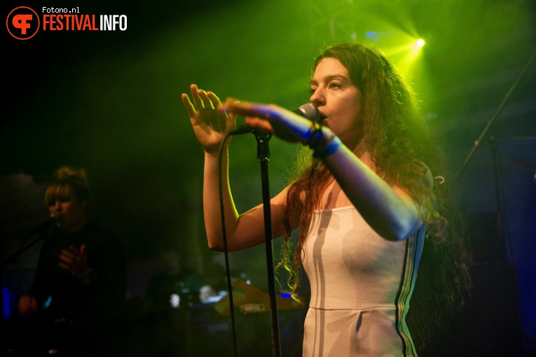 Amanda Tenfjord op Eurosonic Noorderslag 2019 - Vrijdag foto