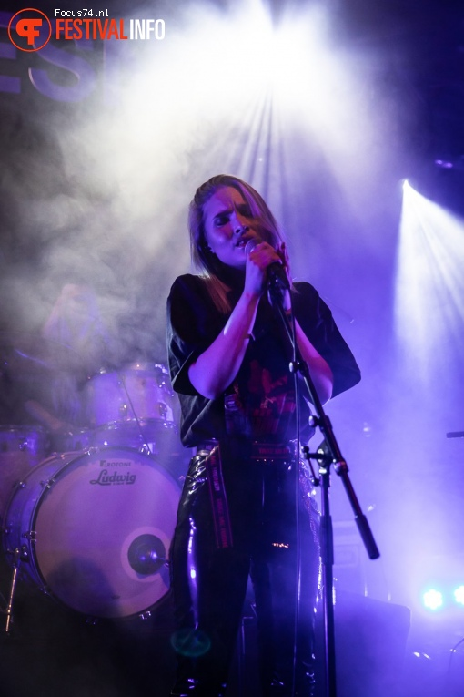 Becky & The Birds op Eurosonic Noorderslag 2019 - Vrijdag foto
