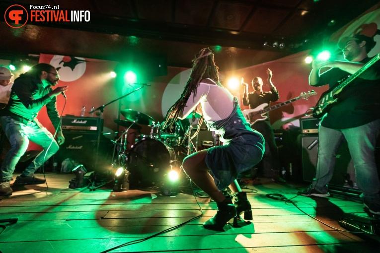 Amilli op Eurosonic Noorderslag 2019 - Vrijdag foto